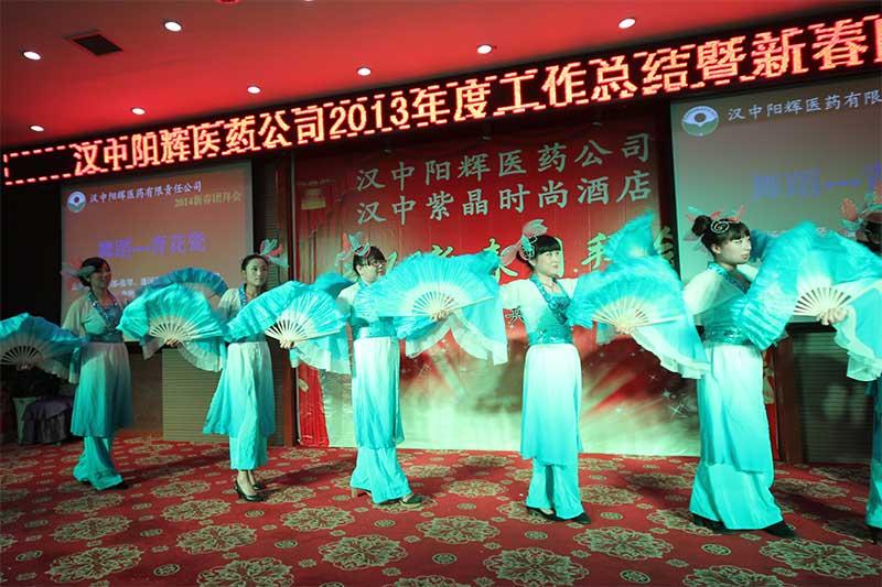 舞蹈:青花瓷(市场部)